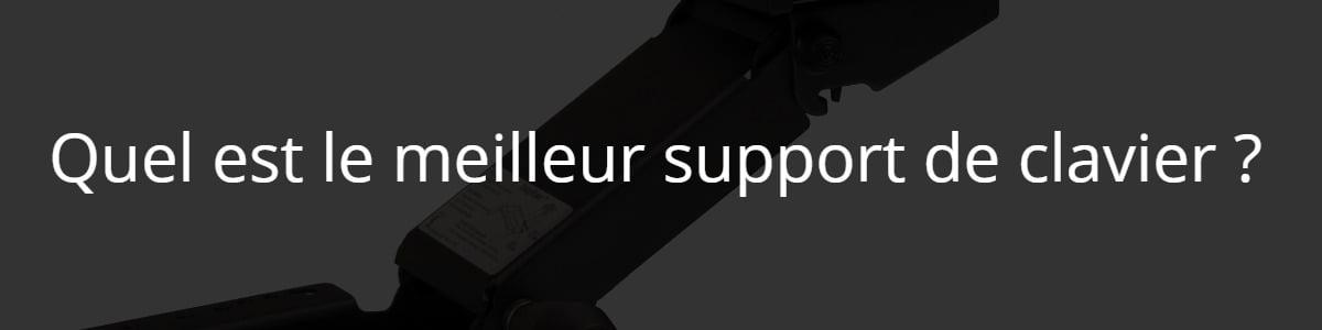support de clavier 1