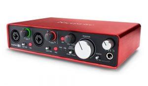 meilleure interface audio USB