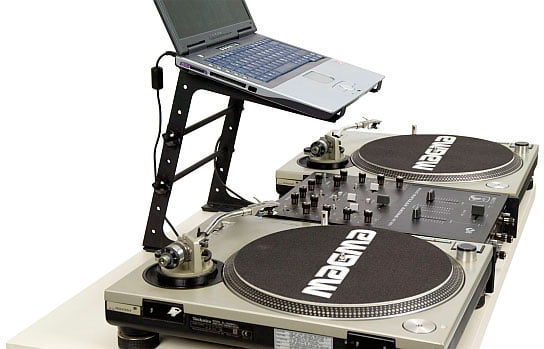 meilleur support d'ordinateur portable DJ