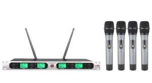 meilleur système de microphone sans fil