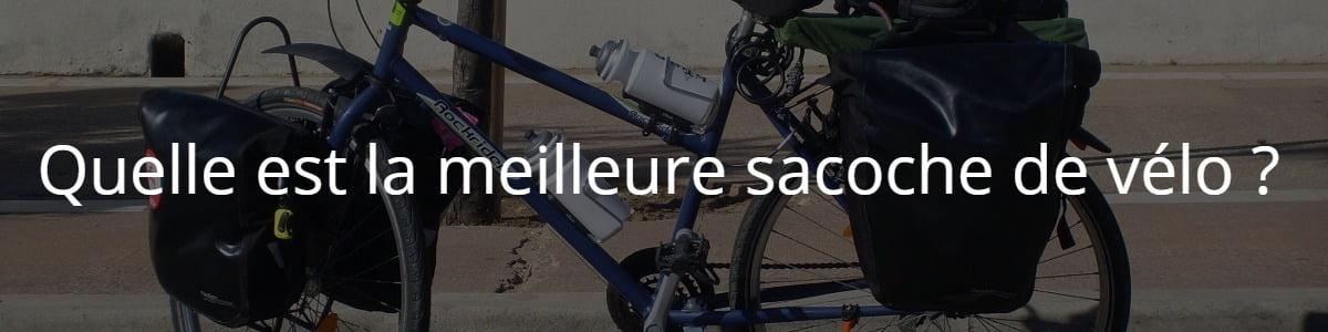 sacoche de vélo