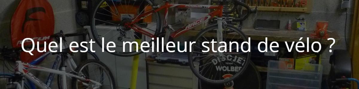 stand de vélo