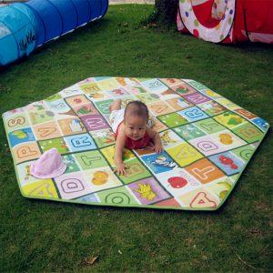 meilleur tapis de jeu pour bébé