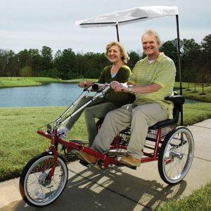 meilleur tricycle pour adultes