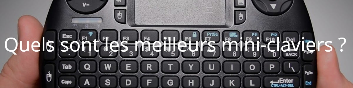 Quels sont les meilleurs mini-claviers ?