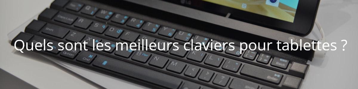 Quels sont les meilleurs claviers pour tablettes ?