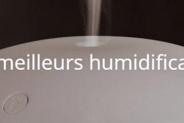 Quels sont les meilleurs humidificateurs maison ?