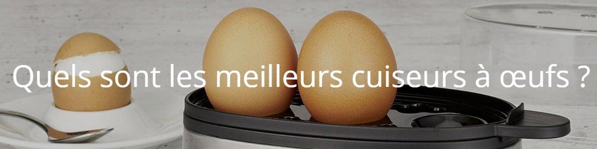 Quels sont les meilleurs cuiseurs à œufs ?