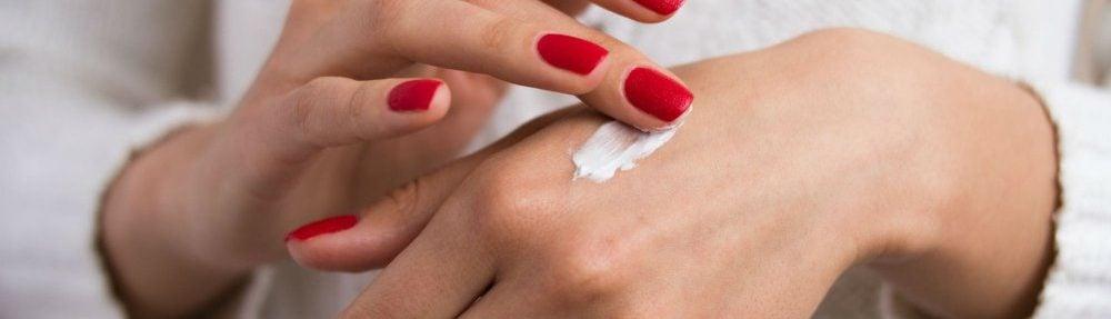 Comment appliquer la crème pour mains