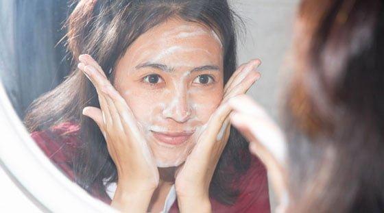 Comment appliquer la crème anti-rougeur ?
