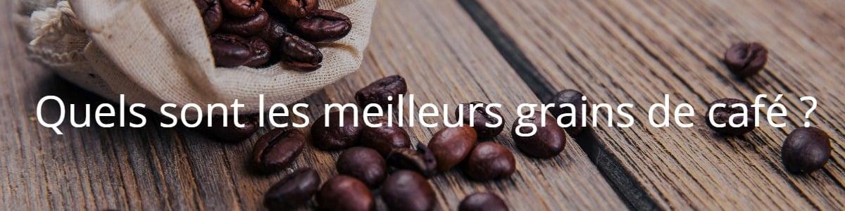 Quels sont les meilleurs grains de café ?