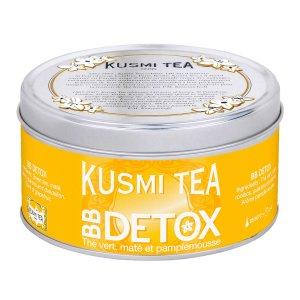 meilleur thé détox