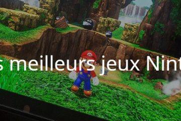 Quels sont les meilleurs jeux Nintendo Switch ?