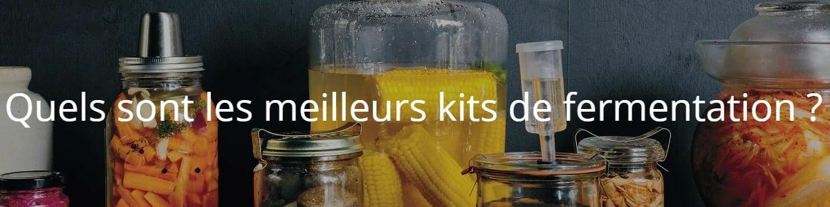 Quels sont les meilleurs kits de fermentation ?