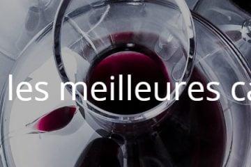 Quelles sont les meilleures carafes à vin ?