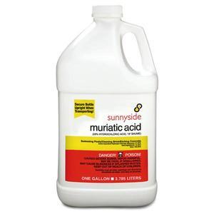 meilleur nettoyant à l'acide chlorhydrique