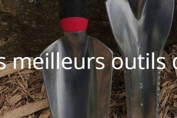 Quels sont les meilleurs outils de jardinage ?