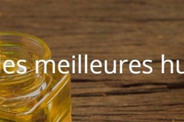 Quelles sont les meilleures huiles d'émeu ?